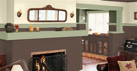 my paint scheme valspar hazy jade cocoa antique white for the home valspar