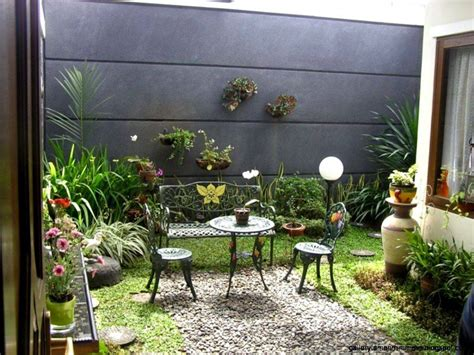 desain taman depan rumah 21 trend ideas of tiny garden design interior design