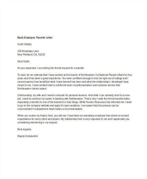 Employee Transfer Letter Uk Transfer Letter Coinfetti Co
