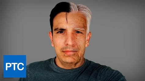 50 year old male makeover how to make someone older in photoshop young to old