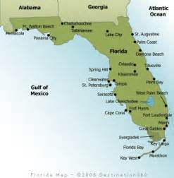 map florida beaches florida beaches map florida map