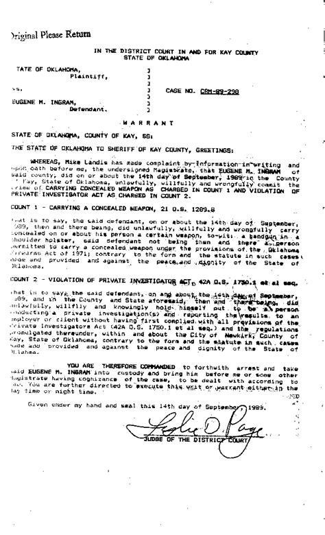 Wa Courts Warrant Search Scientology Investigators