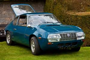 Lancia Sport Lancia Fulvia Sport Zagato Blue 1970 Lancia Fulvia Sport