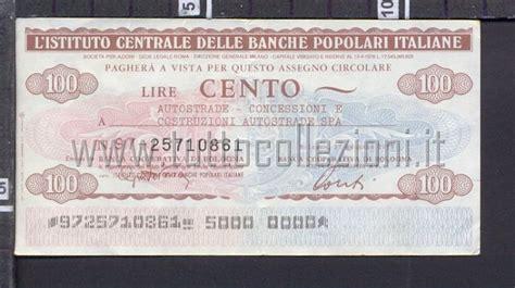 istituto centrale banche popolari collezione di numismtica collection of coins