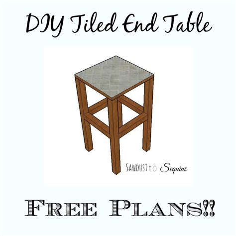 free simple end table plans end table plans free image for modern decor end