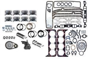 Ford 302 Rebuild Kit Ford Truck 302 5 0 92 93 Engine Rebuild Kit Ebay