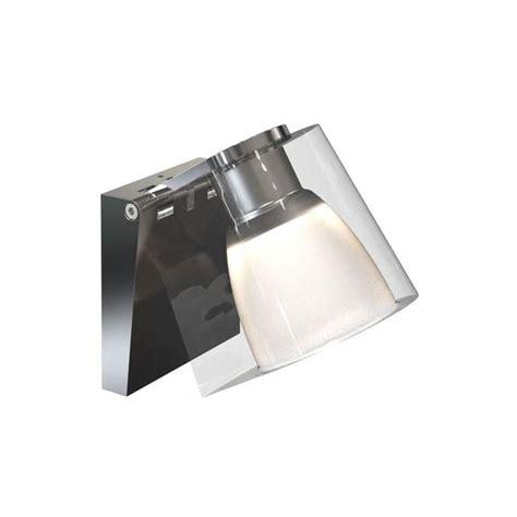 Ip Bathroom Lights by Modern Chrome Glass Led Bathroom Wall Light Ip44 Class 2