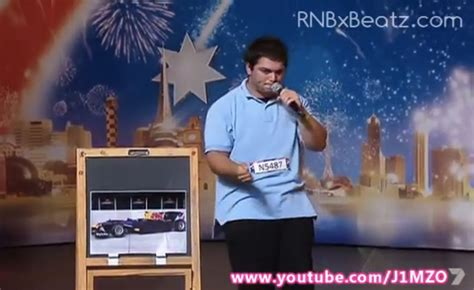 genesis got talent amazing car impersonations on australias got talent