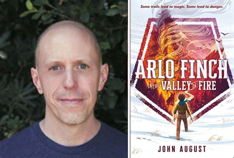 arlo finch in the valley of books q a with august