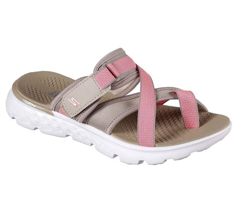 skechers sandals for skechers sandals performance womens on the go 400 discover