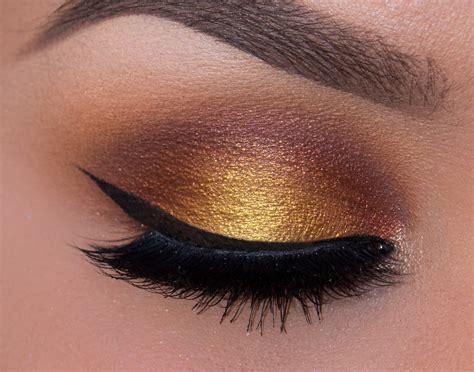 eyeshadow tutorial makeup geek foiled sunset photo tutorial makeup geek