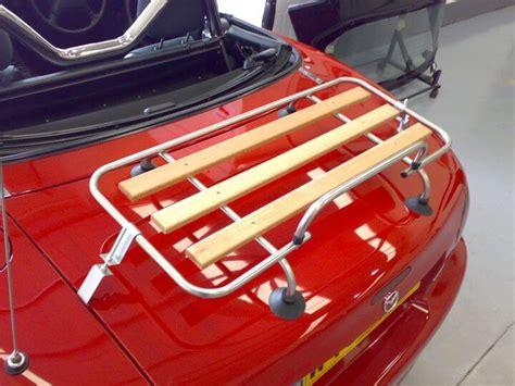 Sports Car Luggage Rack by Sports Car Luggage Rack Car Boot Racks Luggage Racks