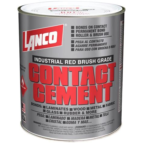 lanco 32 fl oz industrial contact cement ca993 5 the