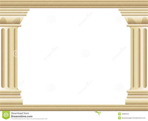 The Gallery For Gt Ancient Greek Page Border Ancient Greece Powerpoint Template