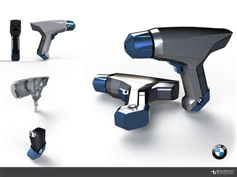 ui pattern drill down bmw cordless drill on behance