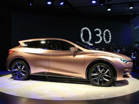 infiniti  release date specifications
