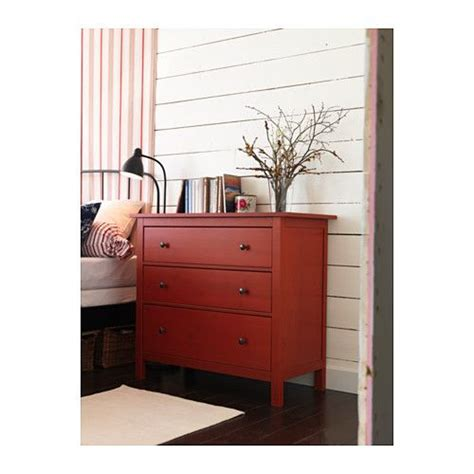 Commode Hemnes 3 Tiroirs by Hemnes Commode 224 3 Tiroirs Ikea Chambre Fille