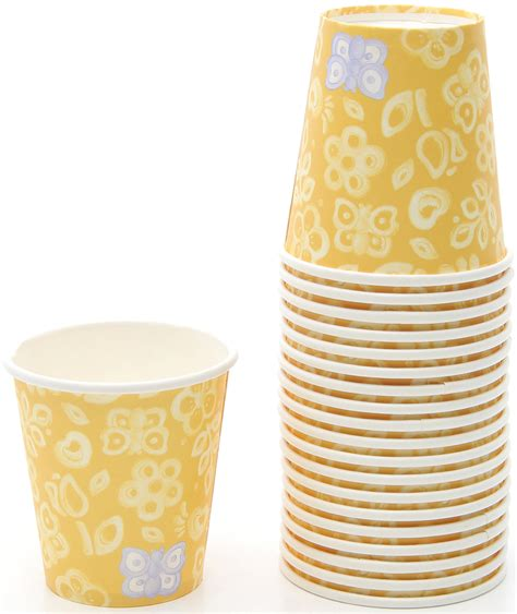 piatti e bicchieri di carta thun bicchieri di carta allover butterfly bicchieri