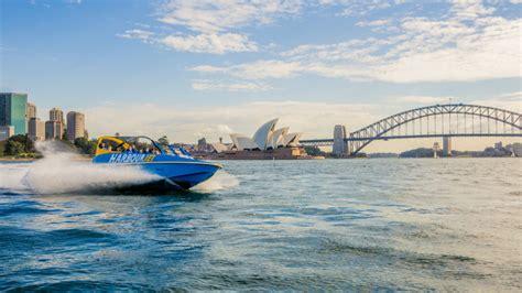 jet boat darling harbour jet boat in sydney harbour 35 minutes