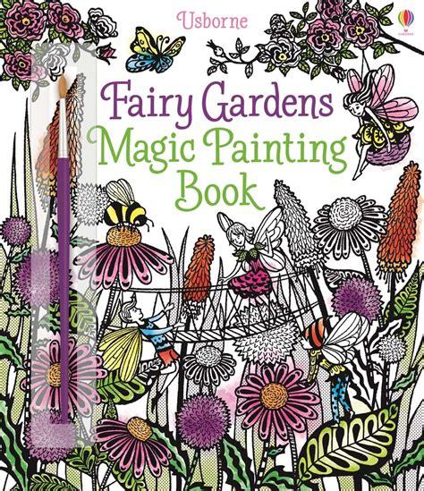 Usborne Jungle Magic Painting Book gardens magic painting book at usborne children s books