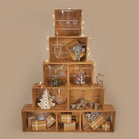 cassette di legno decorate cassette di legno decorate per natale 16 idee per ispirarvi