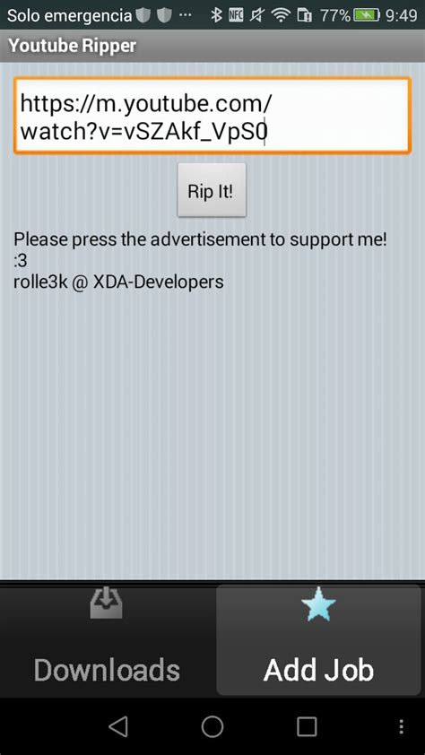 download youtube xda descargar gratis xda developers tools 2012 for android