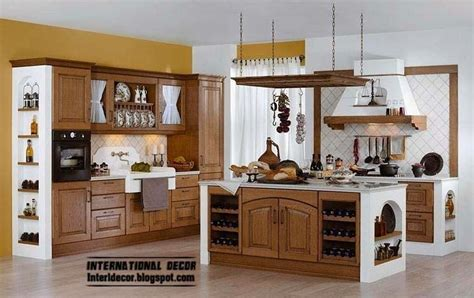 country style cabinets country style kitchens 15 the best kitchens in country style