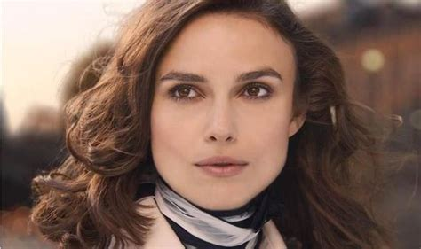 chanel commercial actress keira knightley stuns in chanel advert for coco