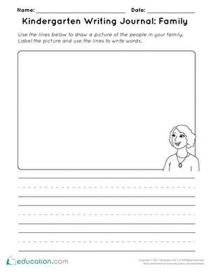sle of kindergarten writing kindergarten writing worksheets education