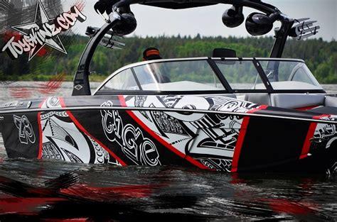 custom boat wraps edmonton custom design boat wraps edmonton
