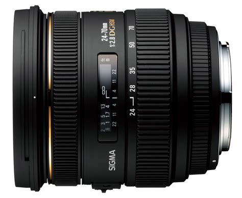 Sigma 24 70mm F2 8 If Ex Dg Hsm sigma 24 70mm f 2 8 ex dg hsm specifications and