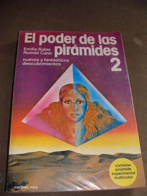 libro el poder de las piramides 2 emilio salas 190 00 en mercadolibre