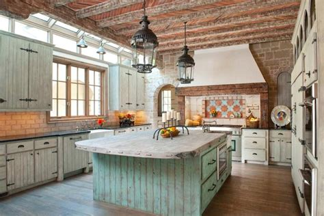 10 rustic kitchen designs that embody country modern movements to inspire your design