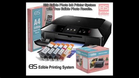 When Did They Stop Paper Food Sts - the best edible ink printer system edible photo printing