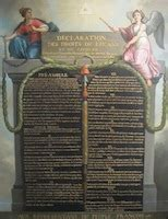 jean jacques francois le barbier declaration declaration of the rights of man and of the citizen
