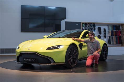 Aston Martin Vantage Forum by Aston Martin Vantage 2018 Les Photos Infos Et Vid 233 O