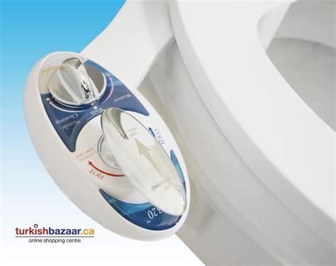Bidet Toronto luxe bidet 320 toilet attachment luxe taharet muslugu