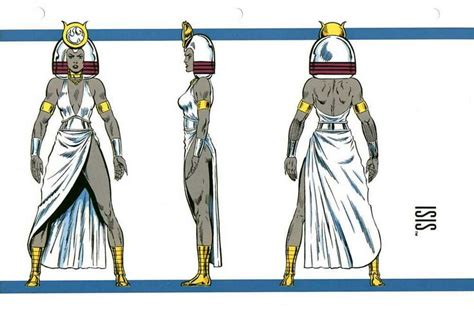 Figure Dc Comic Isi 5 274 best 3d model reference turnaround sheet blueprints