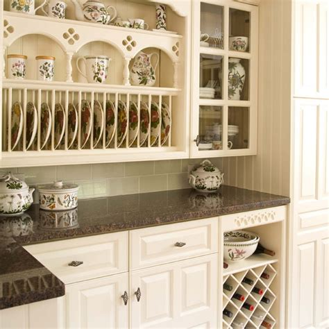 cottage kitchen furniture 20 charming cottage style kitchen decors