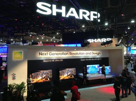 Tv Sharp April sharp s april june loss widens to 274 on restructuring weak sales technology news