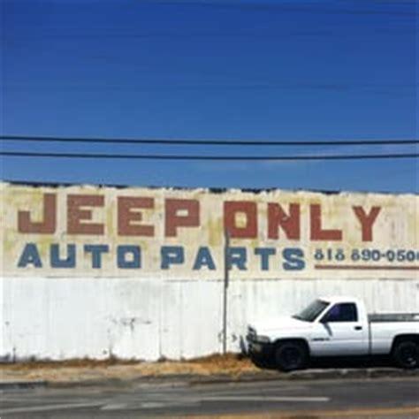 Jeep Only Auto Parts Jeep Only Auto Parts Repuestos Y Accesorios 9800 San