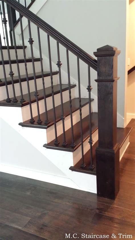 installing stair banister installing stair banister neaucomic com