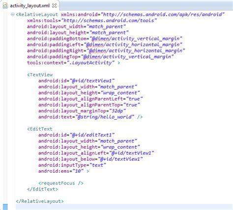 layout toendof programacion orientada a objetos componentes gr 225 ficos