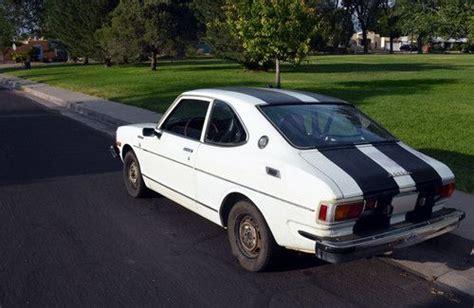 Toyota Corolla Rust Purchase Used Toyota Corolla 1974 Te27 Mango Rust Free