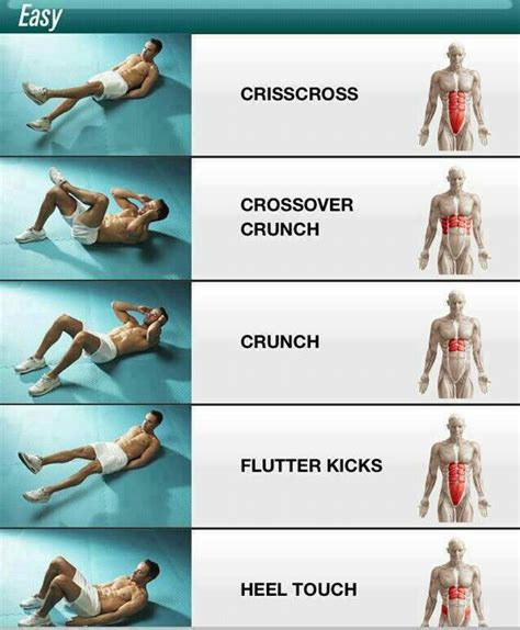 ab exercises abs and on