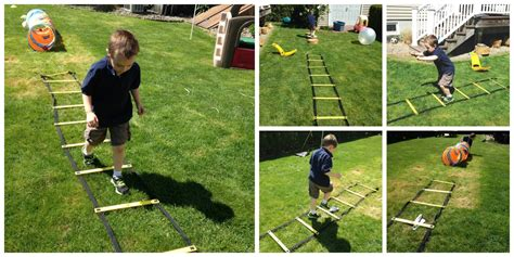 backyard obstacle course for kids backyard play ideas stress free summer play outdoors