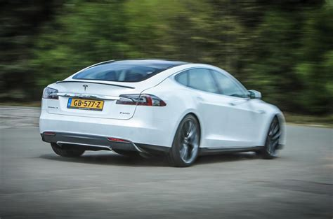 Tesla Motors Uk 2015 Tesla Model S P85d Uk Review Review Autocar