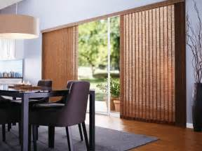 Patio Door Vertical Blinds Patio Door Window Treatment Ideas Featuring Vertical Blinds Be Home