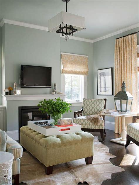 latest decor trend  ottomans  coffee tables