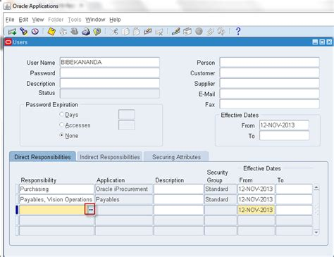 oaf tutorial in oracle apps r12 soa oracle apps and oaf world create an user on oracle e